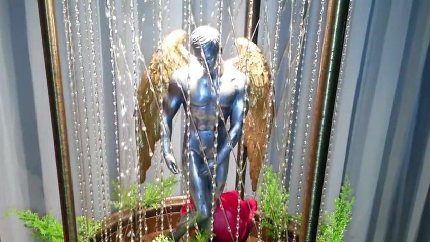 goldenwingsonmaleangel